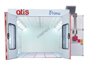 Окрасочно-сушильная камера AQUA PRIMA, ATIS (Китай)