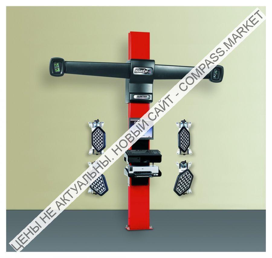 Стенд сход-развал компьютерный на основе 3D измерительной системы, Hunter (США)