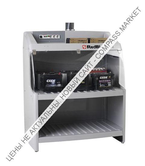 Шкаф для зарядки АКБ, StegoPlast (Швеция)