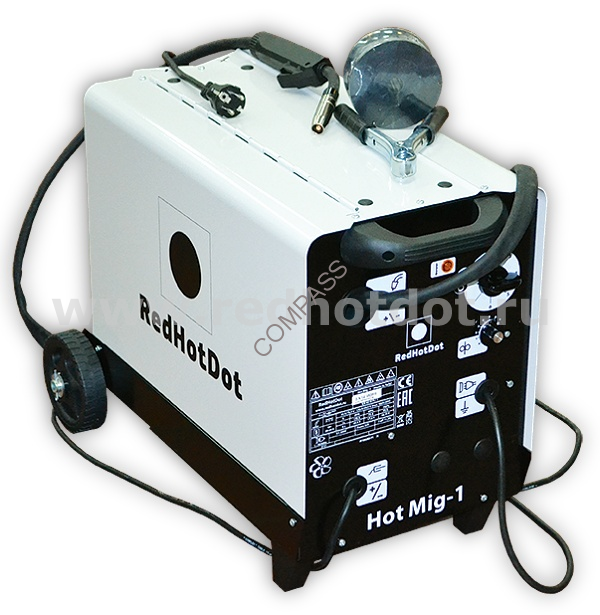 HOT MIG-1 Полуавтомат сварочный, RHD (Франция)