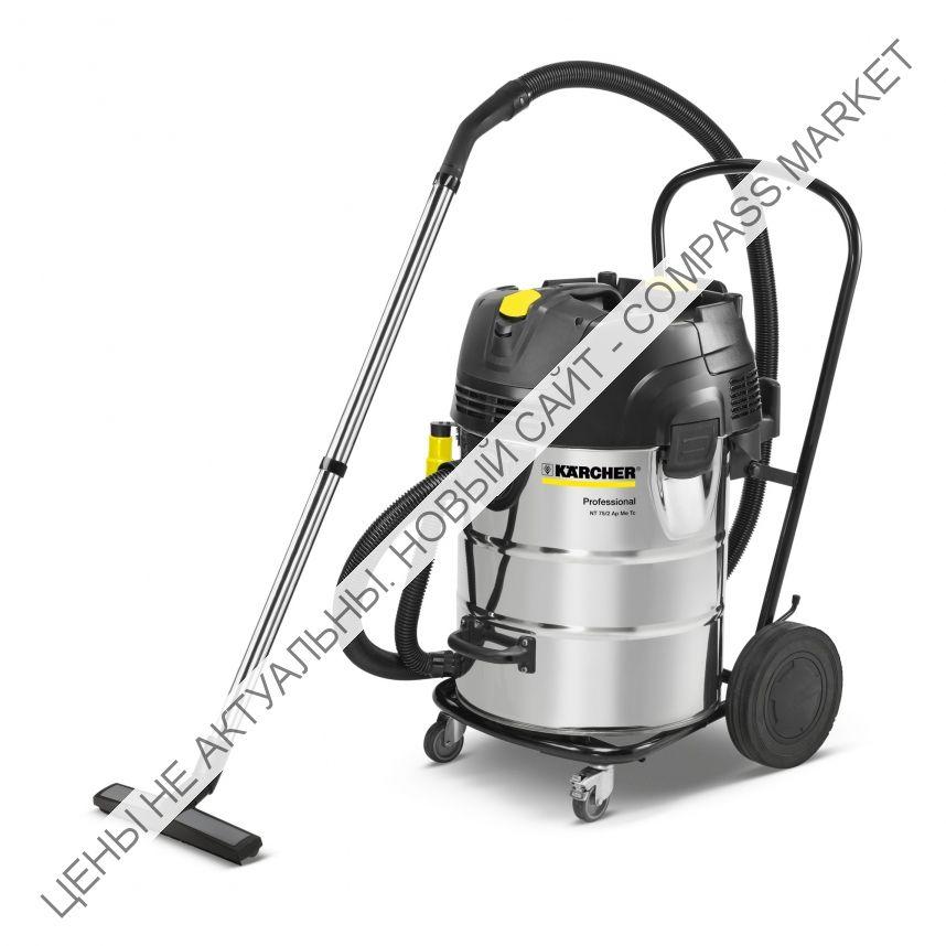 Пылесос для сухой и влажной уборки NT 75/2 Ap Me Tc