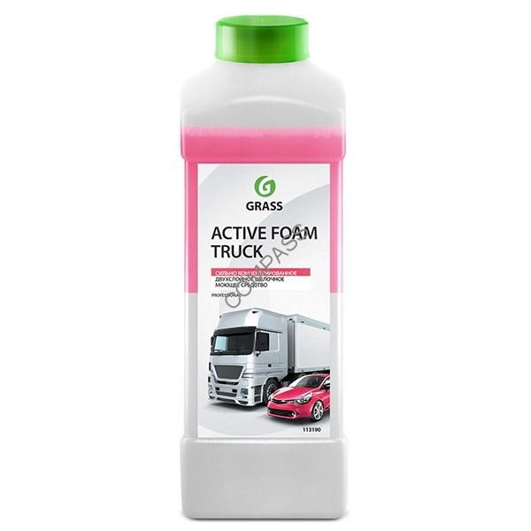 "Активная пена ""Active Foam Truck"" GRASS 1кг; 6кг."